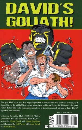 Hulk Visionaries: Peter David Vol.3 (Paperback)