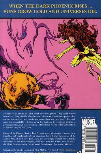 X-men: The Dark Phoenix Saga (Paperback)