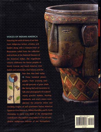 Native Universe: Voices of Indian America (Hardback)