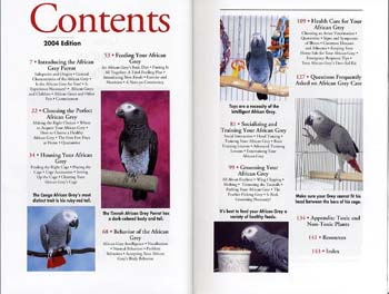 A New Owner's Guide to African Grey Parrots (Hardback)