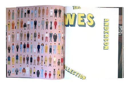 Wes Anderson Collection (Hardback)