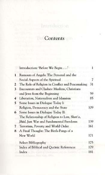 Conviction and Conflict: Islam, Christianity and World Order (Paperback)