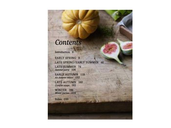 The Contented Cook (Hardback)