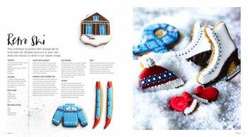 Biscuiteers Book of Iced Biscuits (Paperback)