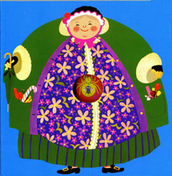 There Was an Old Lady Who Swallowed a Fly - Classic Books with Holes (Paperback)