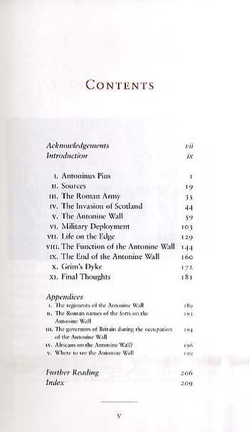 The Antonine Wall (Paperback)