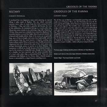 Ireland's Ancient Stones: Megalithic Ireland Explored (Hardback)