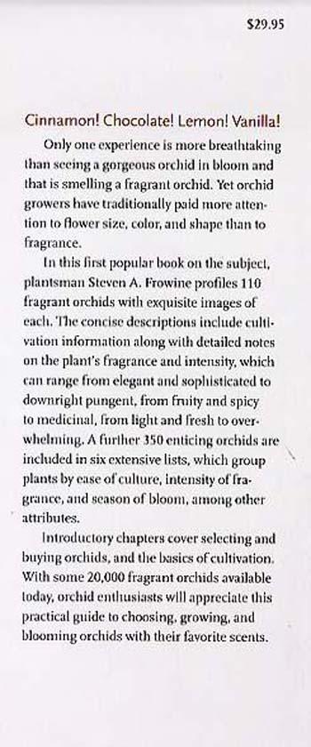 Fragrant Orchids (Hardback)