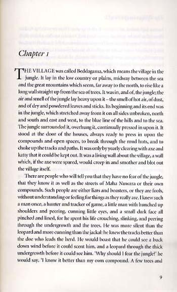 The Village in the Jungle (Paperback)