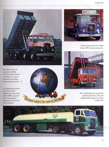 British Lorries 1945-1965 (Hardback)