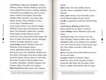 Crystal Prescriptions (Paperback)