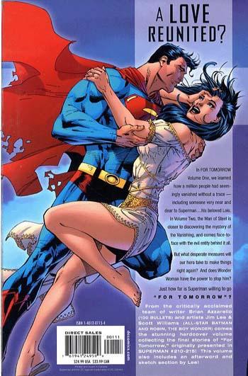 Superman: For Tomorrow v. 2 (Hardback)