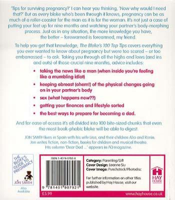Bloke's 100 Top Tips For Surviving Pregnancy (Paperback)