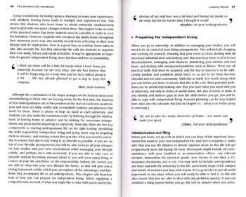 The Student Life Handbook - Macmillan Study Skills (Paperback)