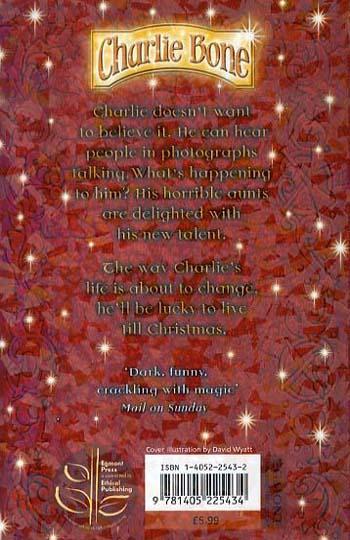 Midnight for Charlie Bone - Charlie Bone (Paperback)
