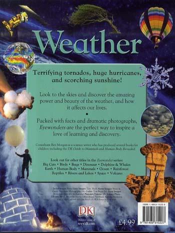 Weather - Eye Wonder (Paperback)