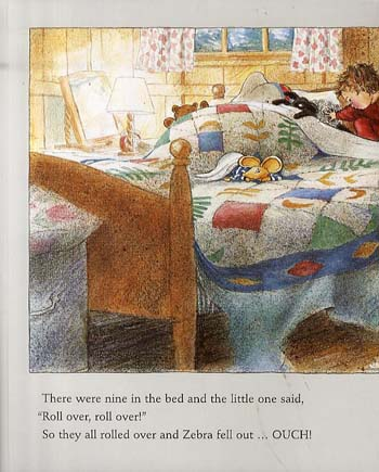 Ten in the Bed (Paperback)