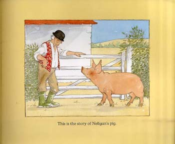 The Pig in the Pond (Paperback)