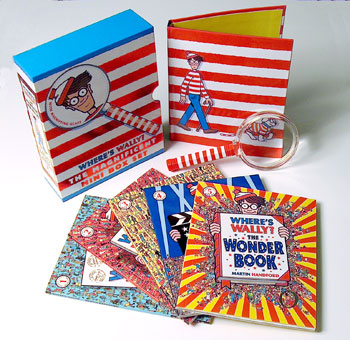 Where's Wally? The Magnificent Mini Box Set (Paperback)