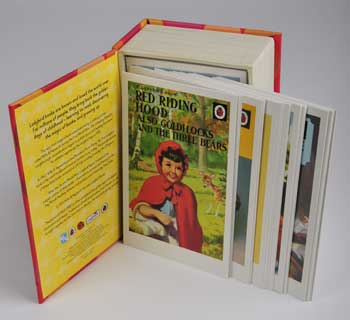 Postcards from Ladybird: 100 Classic Ladybird Covers in One Box (Paperback)