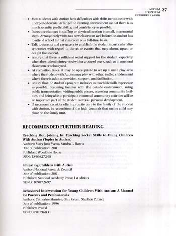 Identifying Children with Special Needs: Checklists and Action Plans for Teachers (Paperback)