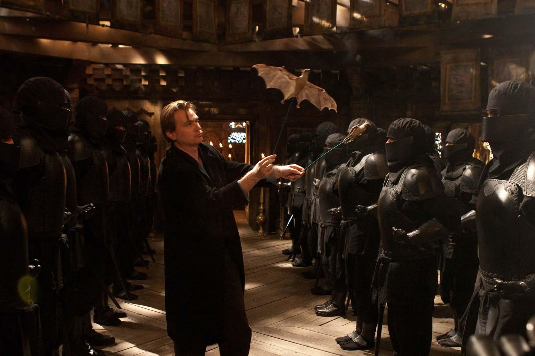 Art and Making of the Dark Knight Trilogy (Hardback)