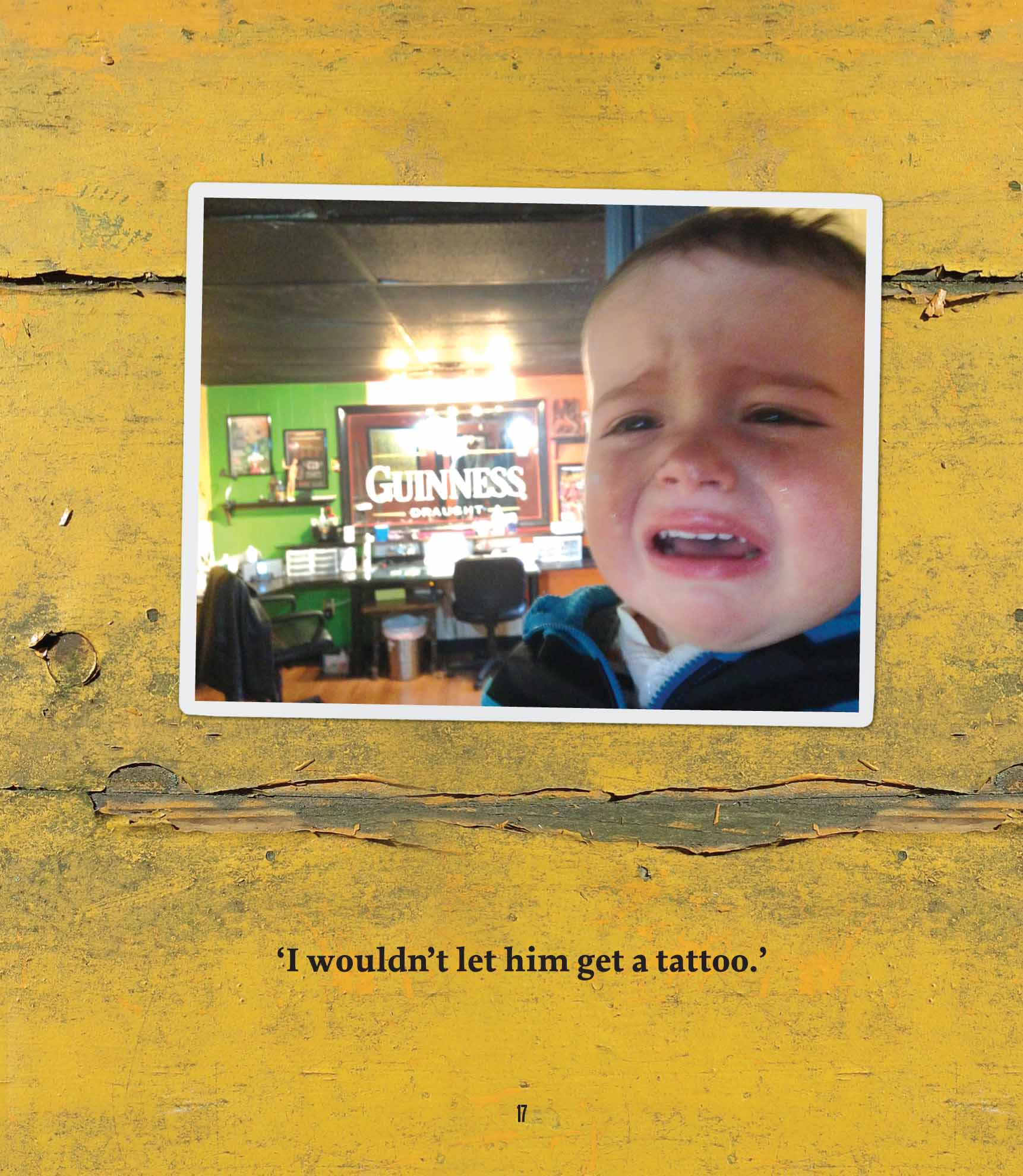 Reasons My Kid is Crying (Hardback)
