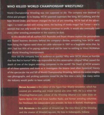 The Death Of Wcw (Paperback)
