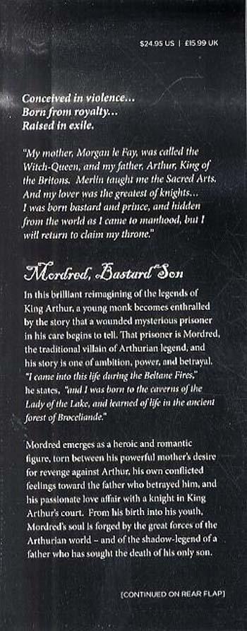 Mordred, Bastard Son (Hardback)