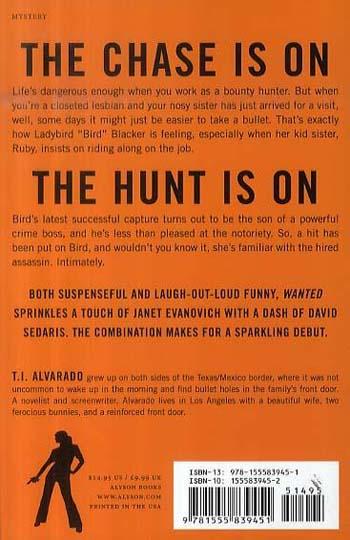 Wanted: A Bird Blacker Bounty Hunter Novel (Paperback)