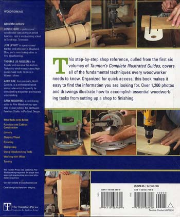 Taunton's Complete Illustrated Guide to Woodworking (Hardback)