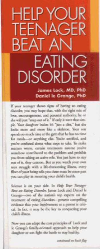 Help Your Teenager Beat an Eating Disorder (Paperback)