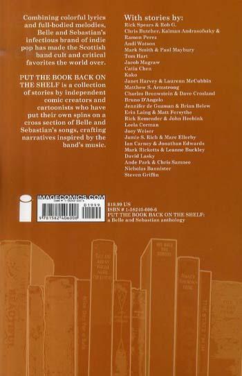 Put The Book Back On The Shelf: A Belle And Sebastian Anthology (Paperback)