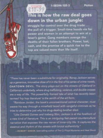 Oaktown Devil (Paperback)