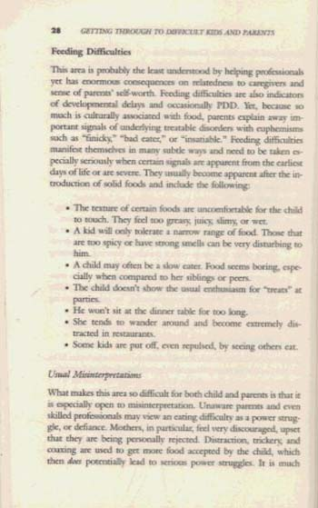 Getting Through to Difficult Kids and Parents: Uncommon Sense for Child Professionals (Paperback)