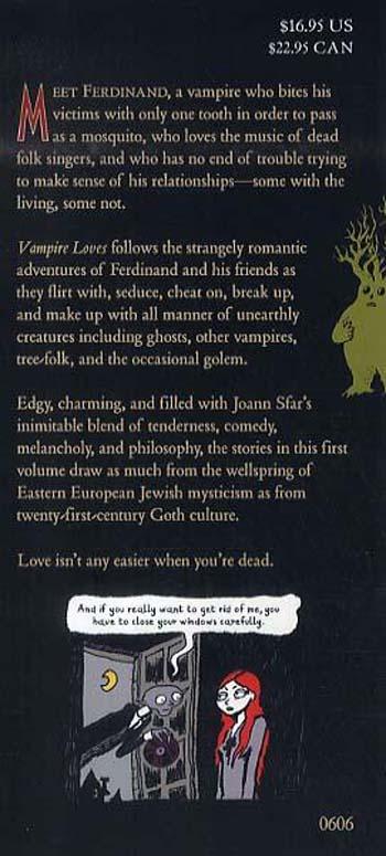 Vampire Loves (Paperback)