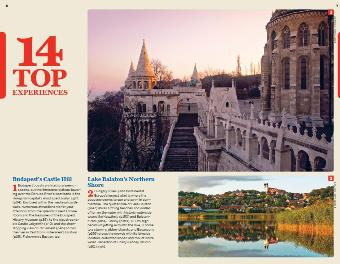 Lonely Planet Hungary - Travel Guide (Paperback)