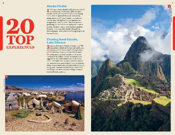 Lonely Planet Peru - Travel Guide (Paperback)