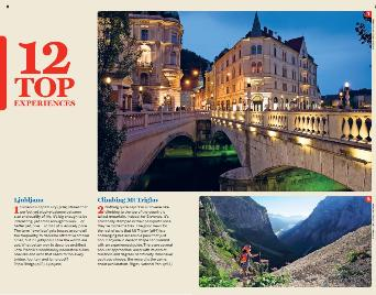 Lonely Planet Slovenia - Travel Guide (Paperback)