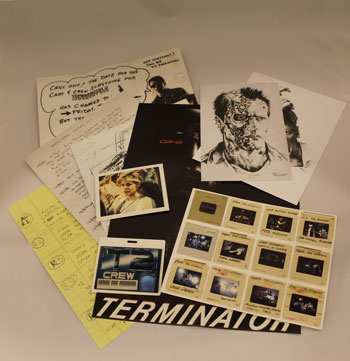 Terminator Vault (Hardback)