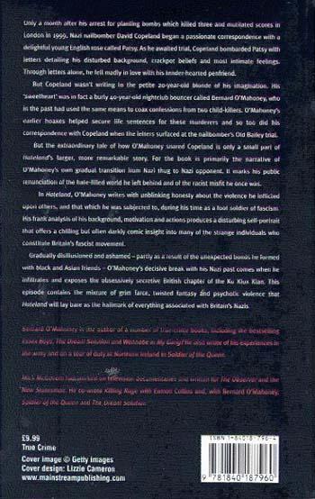 Hateland (Paperback)