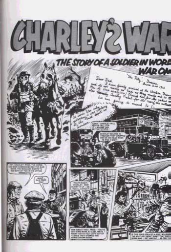 Charley's War (Vol. 1) - 2 June 1 August 1916 (Hardback)