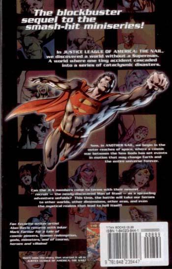 JLA: Another Nail - JLA S. (Paperback)