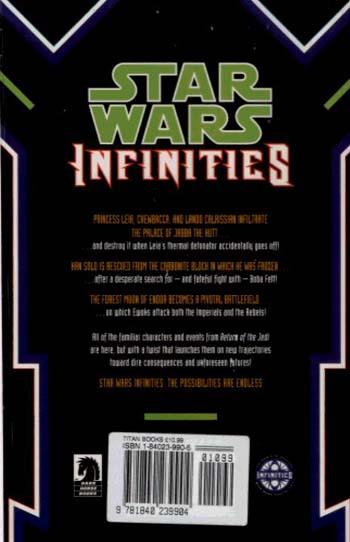 Star Wars - Infinities: Return of the Jedi - Star Wars (Paperback)