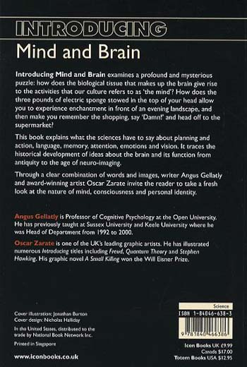 Introducing Mind and Brain (Paperback)