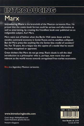 Introducing Marx (Paperback)