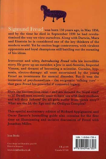 Introducing Freud 150 Anniversary Ed (Paperback)