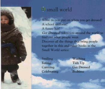 Get Dressed! - Small World S. (Paperback)