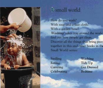Washing! - Small World S. (Paperback)