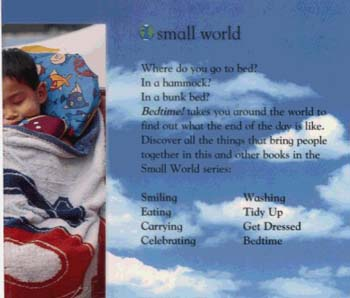 Bedtime! - Small World S. (Paperback)